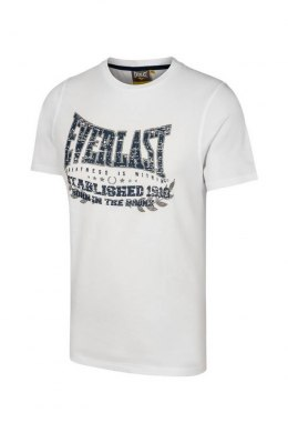 EVERLAST T-SHIRT EVR4429 WHITE