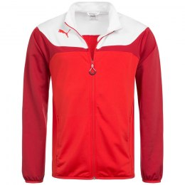 PUMA BLUZA/KURTKA RED/WHITE 653973 01