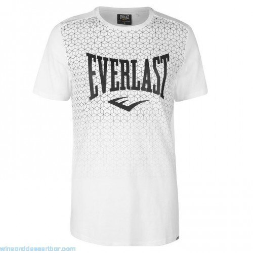 EVERLAST T-SHIRT EVR1734 WHITE
