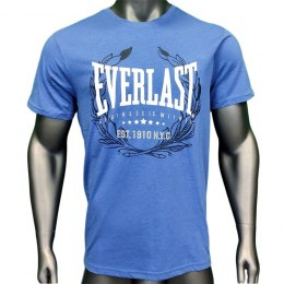 EVERLAST T-SHIRT EVR10485 BLUE