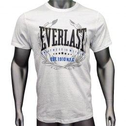 EVERLAST T-SHIRT EVR10485 WHITE