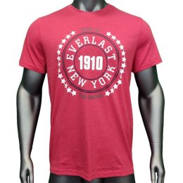 EVERLAST T-SHIRT EVR10486 RED
