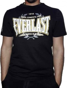 EVERLAST T-SHIRT EVR6520 BLACK