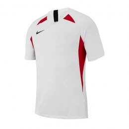 NIKE T-SHIRT AJ1010 101 WHITE/RED JUNIOR